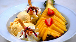 Pineapple Icing