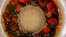 Polynesian Shrimp Bowl