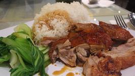 Roast Duck In Spicy Sauce