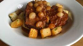 Spicy Rump Roast