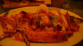 Seafood Kabobs With Pineapple Juice