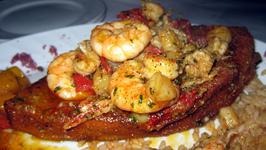 Shrimps In Batter