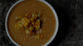 Spiced Carrot Bisque