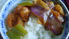 Sweet And Sour Eggplant Salad