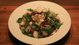 Tarragon Spinach Salad