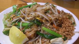 Thai Spicy Noodles