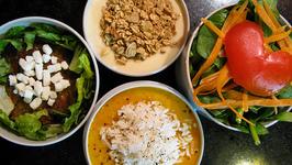 Yogurt-Spinach Soup