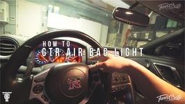 HOW TO RESET GTR AIR BAG LIGHT