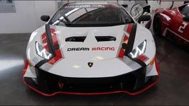 Is The Lamborghini Huracan Super Trofeo Just A Body Kitted Street Car