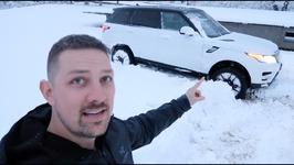 Stupid Range Rover Is Stuck! SMH