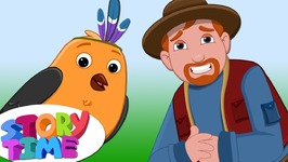 Birds & Hunter - Bedtime Stories for Kids in English - ChuChu TV Storytime
