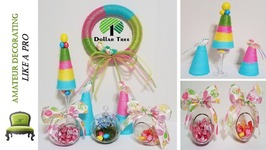 Dollar Tree Easter Themed Baby Shower DIY's & Ideas - Viewer Requested