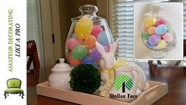 Dollar Tree Giant Jelly Bean Eggs DIY