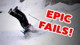And There Go The Skis - Epic Fails Funny Fail Compilation 2017