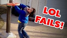 Lol Fails Funny Fail Compilation 2017