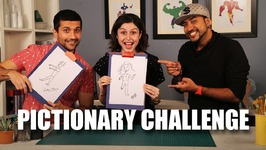 Mad Stuff With Rob - The Pictionary Challenge  Sherry Shroff and Vaibhav Talwar