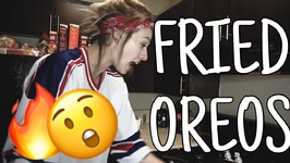 Cooking With Maddie - Fried Oreos