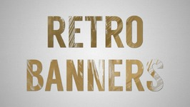 How to Create Retro Banners In Adobe Illustrator CS6
