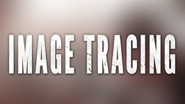 Illustrator CS6 CC Tutorial - How To Vectorise Any Image With Image Tracer