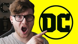 My Thoughts On The New Dc Entertainment Logo
