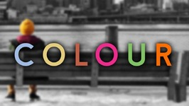 Photoshop CC - Colouring Your Subject in Black And White Photo
