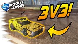 COMEBACK TIME - Rocket League Ranked 3v3 (Funny Moments, Best Goals, Aerials, Mind Games)