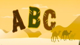 ABC Animals Song  - Learn Animal Songs