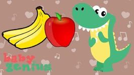 Apples and Bananas- Nursery Rhyme Cartoons for Kids