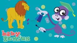 Baby Lions- Animal Sing Along Songs for Kids