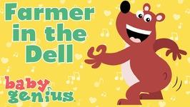 Farmer in the Dell- Favorite Childrens Nursery Rhymes
