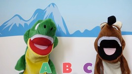 Learn the ABCs Puppet Show