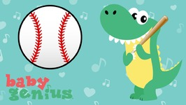 Take Me Out To The Ball Game- Favorite Childrens Nursery Rhymes