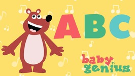 The ABC Song- Nursery Rhyme Cartoons for Kids