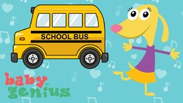 The Wheels on the Bus- Favorite Childrens Nursery Rhymes