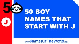 50 Boy Names That Start With J - The Best Baby Names