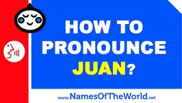 How To Pronounce Juan In Spanish? - Names Pronunciation