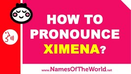 How To Pronounce Ximena In Spanish? - Names Pronunciation