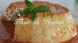 Flan de Huevo Casero con Leche Condensada -Flan en Olla Express