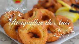 Rosquillas de Anis-Rosquillas Thermomix -Rosquillas de Anis Thermomix