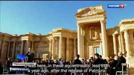 BARBARISM: ISIS Terrorists FINALLY Destroy Ancient Monuments Of Palmyra