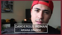 Ariana Grande - Dangerous Woman - Cover