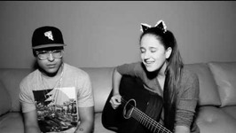 Love Me Harder - Cover