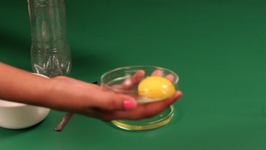 Separating Egg Yolk From White