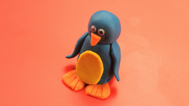 Playdoh Penguin