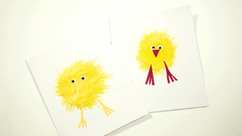 Funny Chicken Craft