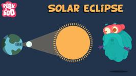 Solar Eclipse - The Dr. Binocs Show