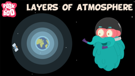 Layers Of Atmosphere - The Dr. Binocs Show