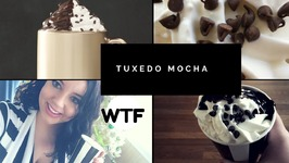 Starbucks DIY Tuxedo MochaGrocery Store Rant