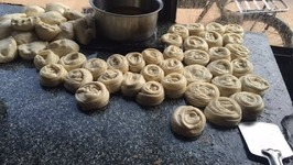 Indian Street Food Kerala PorottaHow Porottas are Made in a Dhaba