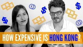 Hong Kong Travel Tips - How Expensive Is Hong Kong